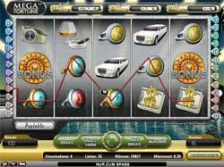 Mega Fortune Spielautomat spielen